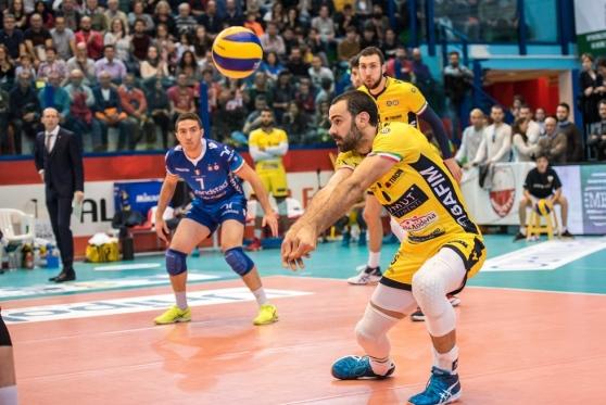 Modena in crisi: perde anche a Molfetta, 3-1