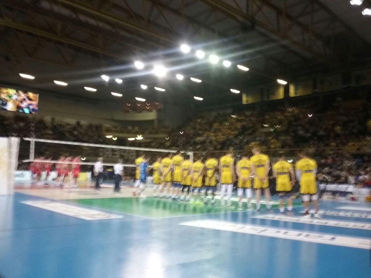 Modena, la bestia nera. Perugia perde ancora: 3-2!