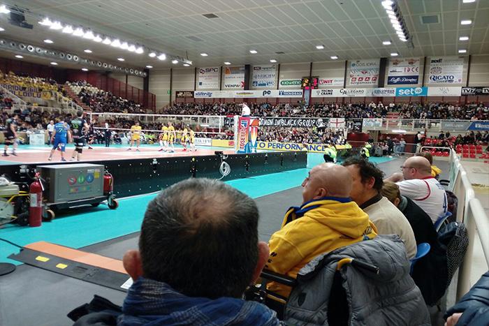 Kioene Padova – Azimut Modena – 29 dicembre 2016