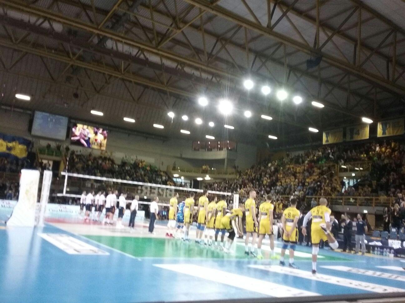 Modena in semifinale, la serie ci sorride in rimonta: 2-1. Verona eliminata.