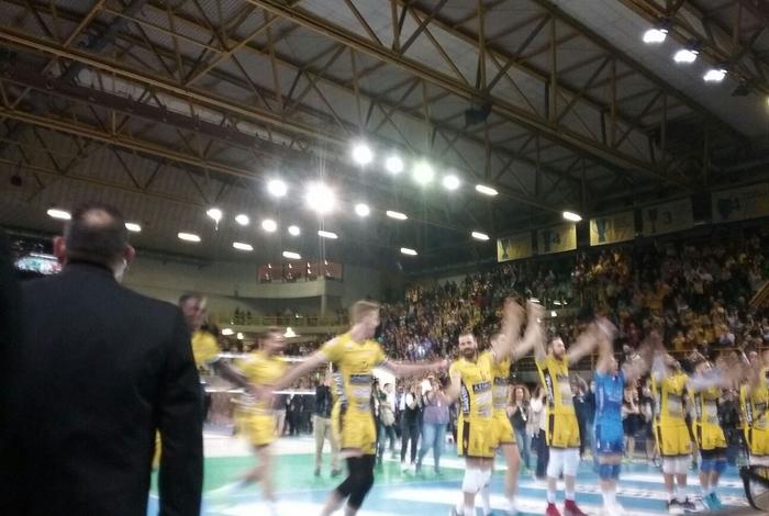 Azimut Modena – Calzedonia Verona – 12 marzo 2017