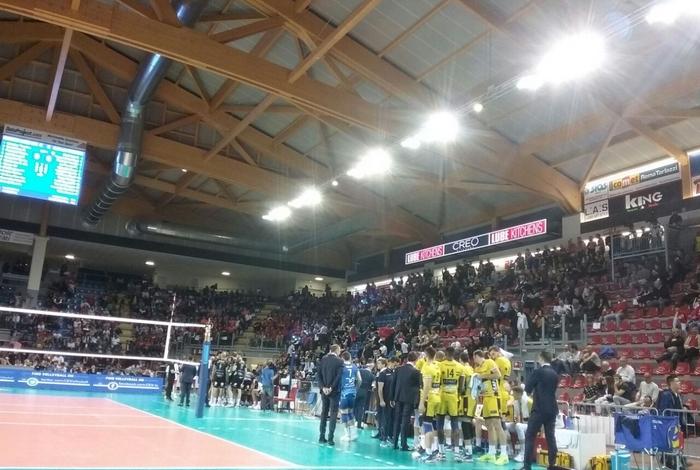Cucine Lube Civitanova – Azimut Modena – Play Off Champions – 13 aprile 2017