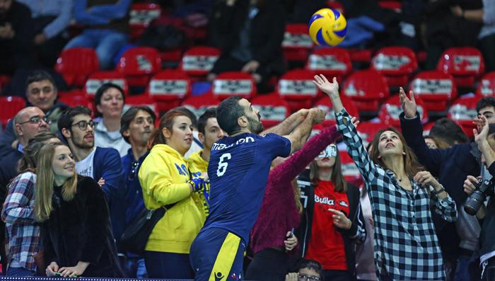 LPR Piacenza – Azimut Modena Volley – 27 novembre 2016