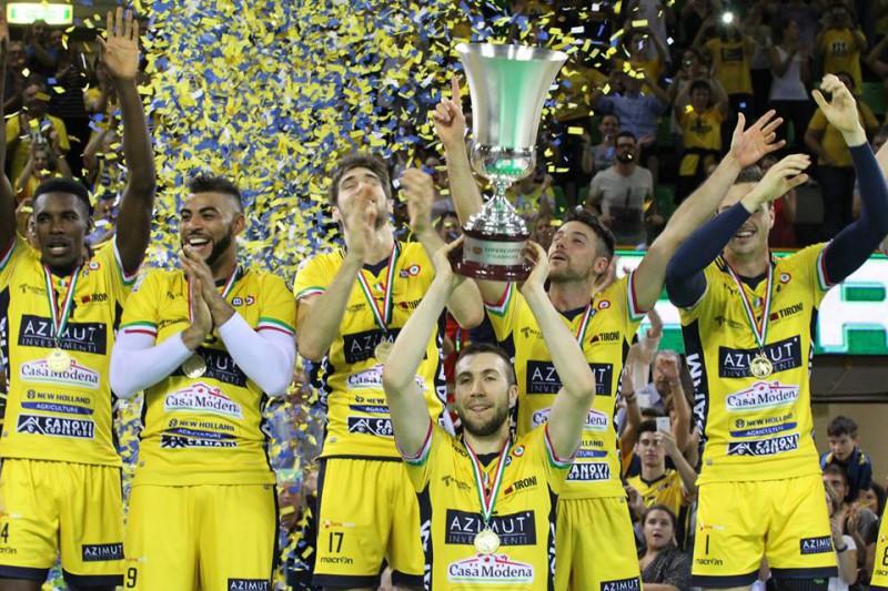 Supercoppa Italiana 2017: un titolo da difendere, con unghie e denti!