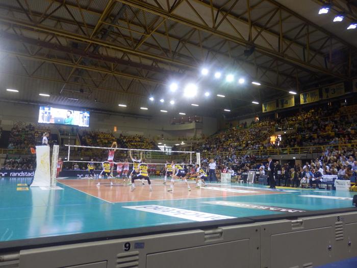 Azimut Modena Volley – BCC Castellana Grotte – 15 ottobre 2017