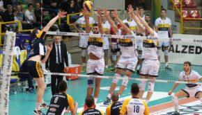 Verona ci prova ma Modena non demorde e la sbanca: 1-3