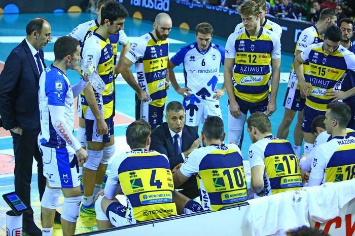 Azimut Volley Modena Vs. Kioene Padova 26-12-2017