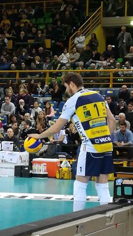 Azimut Volley Modena Vs. Argos Volley Sora 04-01-2018