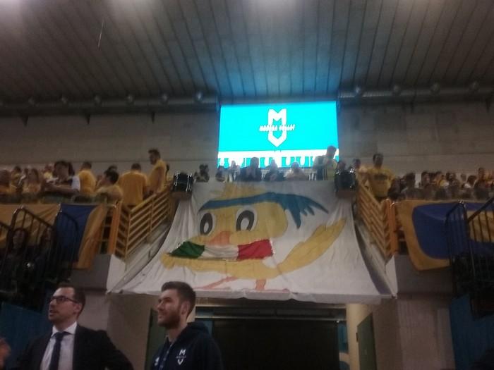 Azimut Volley Modena Vs. Calzedonia Verona 14-01-2018