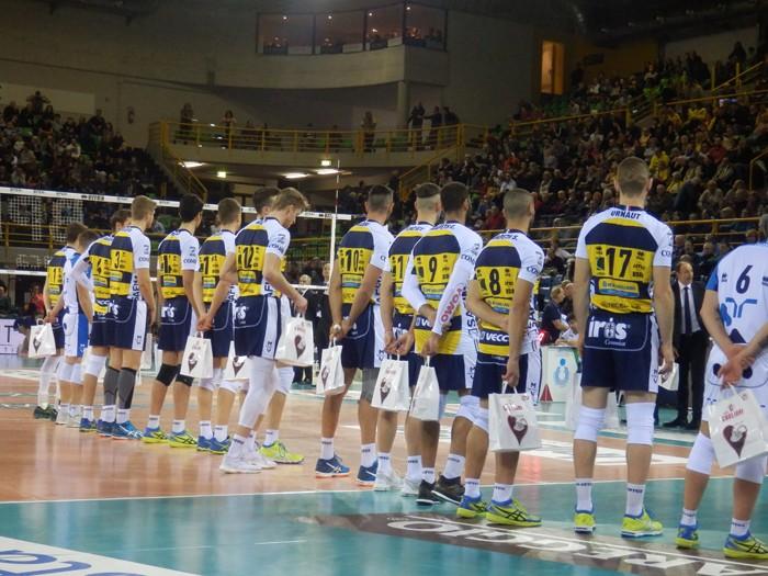 Azimut Volley Modena Vs. Bunge Ravenna 10-12-2017