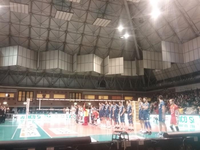 Bunge Ravenna Vs. Azimut Volley Modena 21-02-2018