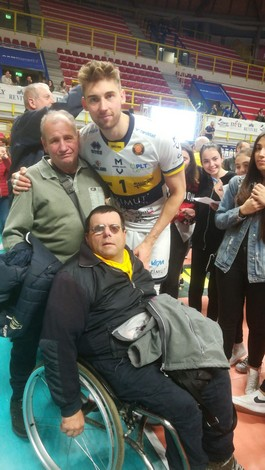 Revivre Axopower Milano Vs. Azimut Leo Shoes Modena 07-04-2019 Play off (quarti)