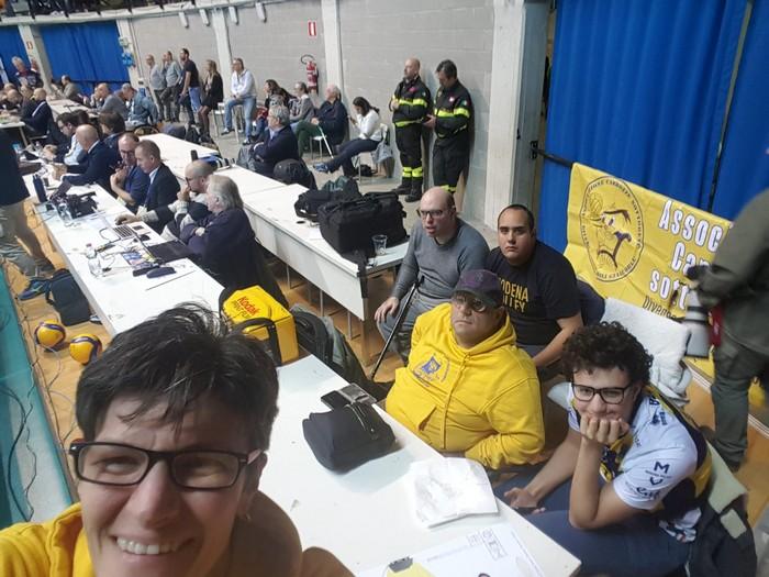 Vero Volley Monza Vs. Leo Shoes Modena 01-12-2019
