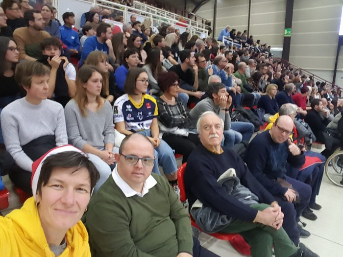 Kioene Padova Vs. Leo Shoes Modena 26-12-2019