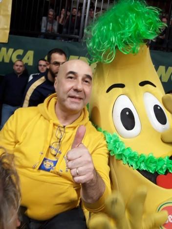 Sir Safety Conad Perugia Vs. Leo Shoes Modena (Semifinale Coppa Italia) 22-02-2020